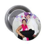 Olivia & Patrick's Wedding Button