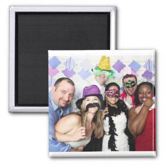 Olivia & Patrick's Wedding Magnet Fridge Magnets