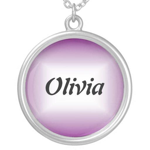 Olivia Pendientes