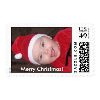 Olivia Postage Stamp