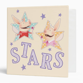 Olivia - Stars Binders