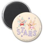 Olivia - Stars Fridge Magnets