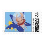Olivia the Astronaut Stamp