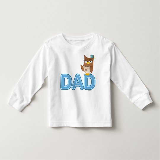 Olivia VonHoot Cartoon for Dad - Toddler T-shirt