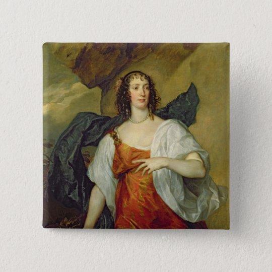 Olivia, Wife of Endymion Porter, c.1637 Button