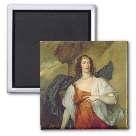 Olivia, Wife of Endymion Porter, c.1637 Magnet