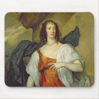 Olivia, Wife of Endymion Porter, c.1637 Mouse Pad