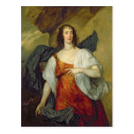 Olivia, Wife of Endymion Porter, c.1637 Post Cards