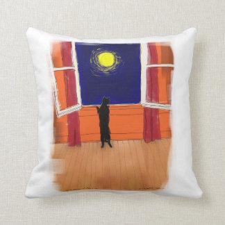 Olivia & Window Pillow