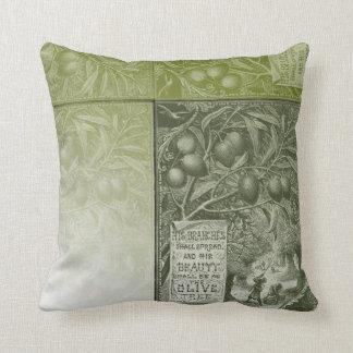 Olivo sabio almohada