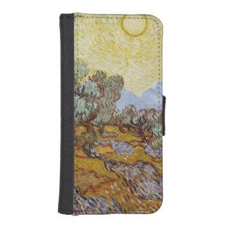 Olivos, 1889 (aceite en lona) cartera para teléfono