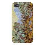Olivos, 1889 (aceite en lona) iPhone 4/4S carcasas