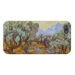 Olivos, 1889 (aceite en lona) iPhone 5 fundas
