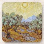 Olivos, 1889 (aceite en lona) posavaso