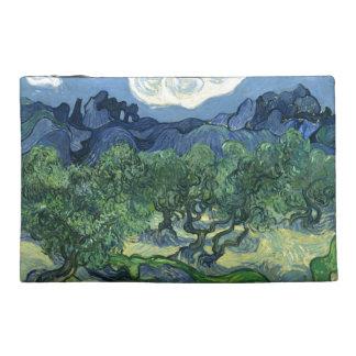 Olivos de Van Gogh el   el   1889