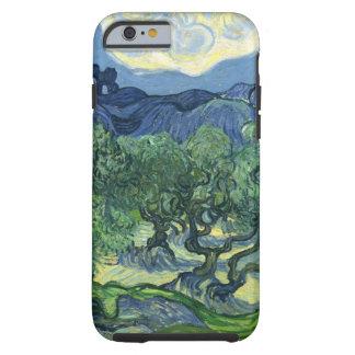 Olivos de Van Gogh el | el | 1889 Funda Para iPhone 6 Tough
