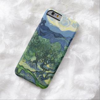 Olivos de Van Gogh el | el | 1889 Funda De iPhone 6 Barely There