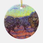 Olivos de Vincent van Gogh Ornamento De Reyes Magos