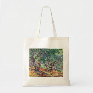 Olivos en Bordighera Claude Monet 1884 Bolsas