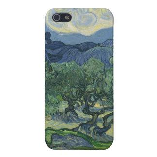 Olivos iPhone 5 Carcasas