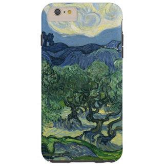 Olivos por el caso más del iPhone 6 de Van Gogh Funda Para iPhone 6 Plus Tough