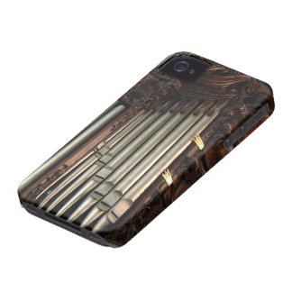 Oliwa Cathedral organ iPhone 4 Case-Mate Cases