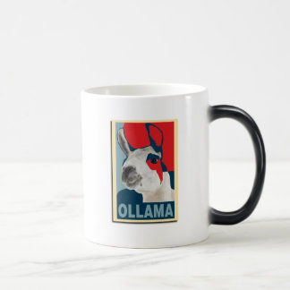 Ollama Obama - Mug