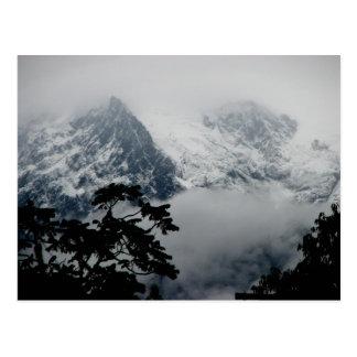 Ollantaytambo, Peru Postcard