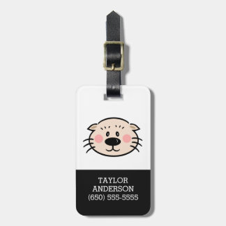 Ollie Backpack or Musical Instrument ID Luggage Tag