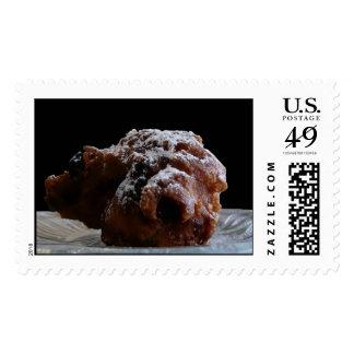 Ollie Bollen Dutch New Year Treat Stamp