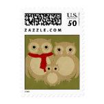 Ollie Family Christmas Stamp