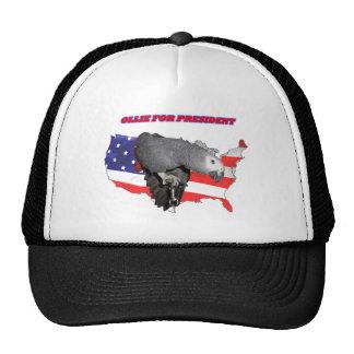Ollie For President Mesh Hat