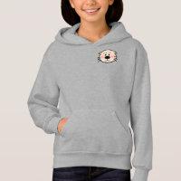 Girls'  Hoodies & Sweatshirts<