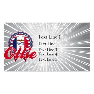 Ollie IA Business Card
