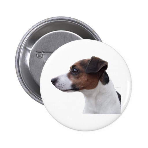Ollie Jack Russell Pin