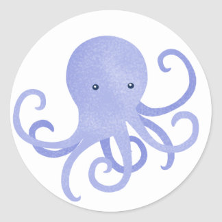 Ollie Octopus  - stickers