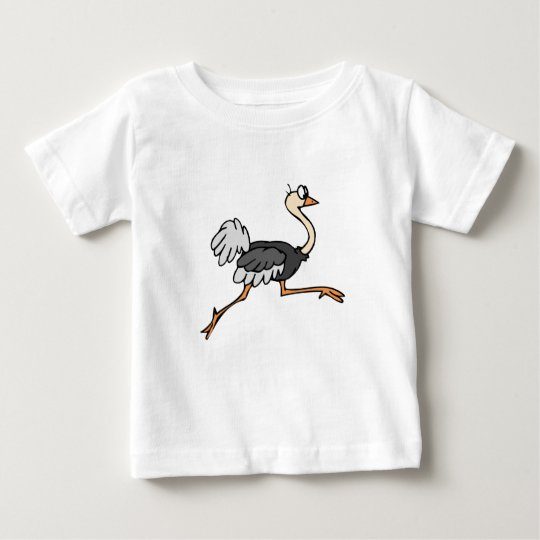 Ollie Ostrich Baby T-Shirt