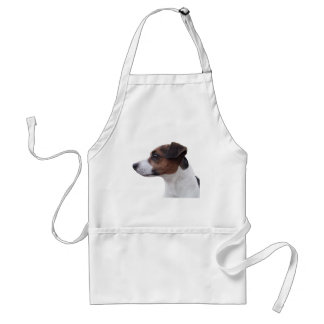 Ollie the Jack Russell Adult Apron