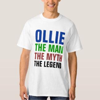 Ollie the man, the myth, the legend T-Shirt