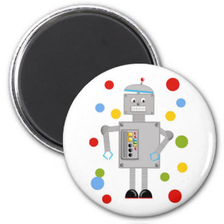 Ollie The Robot Magnet