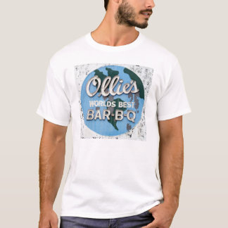 Ollie's Bar-B-Q (apparel) T-Shirt