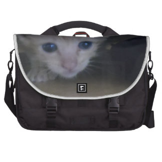 Olly The Kitten Laptop Bags