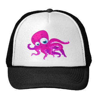 Olly The Octopus Hat