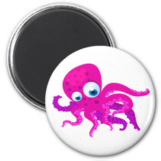 Olly The Octopus Fridge Magnets