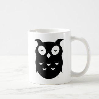 Olly the wise old owl coffee mug