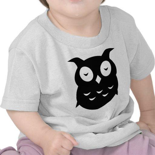 Olly the wise old owl tee shirt