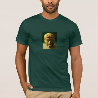 Olmec Grave Head T-Shirt