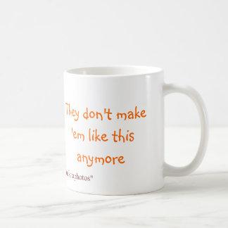 Ol'MercMug-customize Coffee Mugs