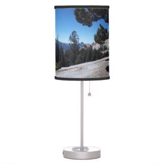 Olmstead Point Yosemite Photo Lamp! Table Lamp