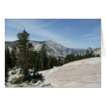 Olmsted Point II from Yosemite National Park Card
